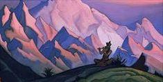 krishna nicholas roerich - Google Search Nicholas Roerich, Siya Ke Ram, Krishna, Google Search, Painting, Art, Art Background, Painting Art, Kunst