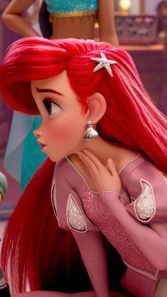 *ARIEL ~ The Little Mermaid, Walt Disney Princesses, Disneyland Princess, Disney Princess Frozen, Disney Princess Drawings, Disney Princess Pictures, Disney Pictures, Disney Characters, Fictional Characters, Disney Nerd