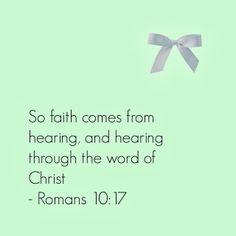 Faith Friday: Hearing God Speak