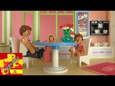 Película Playmobil: Desayuno en el hotel - La película (español) - YouTube