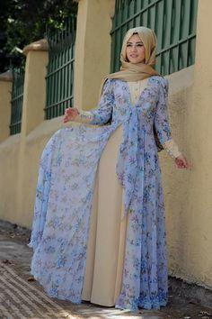 Maxi-longsleeves dress #turkish_style