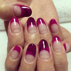 #nail #nails #hand #foot #footnail #cute #cool #fashion #pretty #photo #pic #girl #art #gel #nailart #gelnail #instaglam #ネイル #ネイルアート #アート #ジェルネイル #ベトロ #フレンチ #フレンチネイル #スポンジネイル