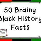 This is a great resource that can be used to teach interesting facts about notable African-Americans in United States history. Use fact cards to en...