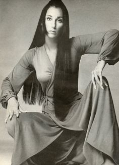 #simply Halston in song...Cher 1969.
