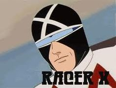 Rex Racer X - Speed Racers long lost brother