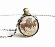 Horses charm jewelry