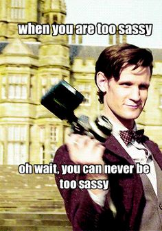 Image result for 11th doctor memes
