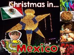 Feliz Navidad! Travel with your students to Mexico for Christmas with this Christmas Around the World PowerPoint featuring Christmas traditions in Mexico using real pictures and fun animation!