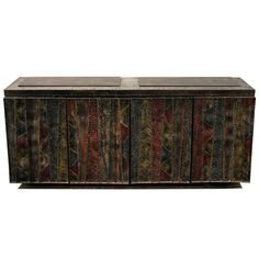 Paul Evans Cabinet, model no. PE-40A   From a unique collection of antique and modern cabinets at http://www.1stdibs.com/furniture/storage-case-pieces/cabinets/