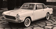 1962 FIAT1300 COUPE - by Frua