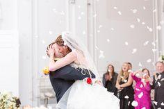 Downtown Club Philadelphia Wedding by Adrienne Matz Photography