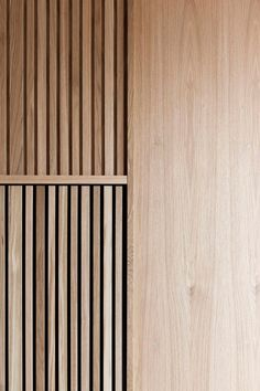 Gallery of Kino – Rye / Jonathan Dunn Architects – 7 – 2019 - Architecture Decor Timber Battens, Timber Cladding, Cladding Ideas, Timber Panelling, Interior Walls, Interior And Exterior, Interior Design, Joinery Details, Interior Inspiration