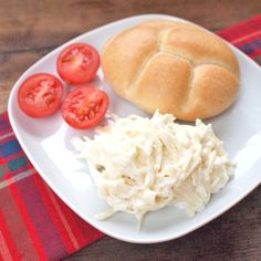 Česneková pomazánka se sýrem Dairy, Pie, Treats, Cheese, Cookies, Desserts, Food, Torte, Sweet Like Candy