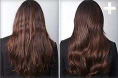 BEFORE and AFTER #IlesFormula #HautePerformance #Haircare Treatment: Nothing says more than a before and after photo! To see more, go to www.ilesformula.com/videos
