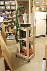 Sensing dust level in dust collection bin-130407-2-jpg