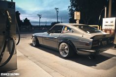 I really hope to have one of these classic z cars at some point in my life too. My dad had one in college.