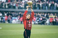 Andrei Shevchenko Ballon D'or, Ac Milan, Nostalgia, Stars, Fashion, Gold, Moda, Fashion Styles, Sterne
