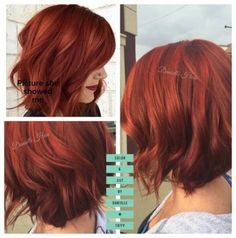 New Hair Color Cobrizo Colour 61 Ideas Neue Haarfarbe Cobrizo Color 61 Ideen U Cut Hairstyle, Black Ponytail Hairstyles, Ombre Hair, Balayage Hair, New Hair, Copper Red Hair, Short Copper Hair, Short Red Hair, Light Pink Hair