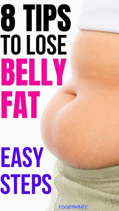 8 Easy Steps to Lose Belly Fat & Flat Stomach Tips is part of fitness - One thing that gives a woman her confidence is having a flat slim belly Unwanted belly fat will not only ruins physical appearance but also health issues Weight Loss Meals, Weight Loss Blogs, Diet Plans To Lose Weight, Losing Weight Tips, Best Weight Loss, How To Lose Weight Fast, Weight Gain, How To Lose Weight Without Working Out, Fastest Way To Lose Weight In A Week