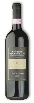 La Ciarliana Vino Nobile di Montepulciano Vigna Scianello DOCG 2006 - Vinoedaltro.it