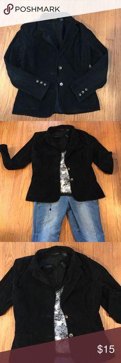 NY&Co corduroy blazer Corduroy blazer. Casual and dressy. NY&Co Jackets & Coats Blazers