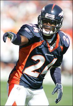Denver Broncos' CB Champ Bailey Could be Out Several Weeks   Robert Littal Presents BlackSportsOnline