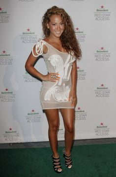 ღ The Dress (Worn By:Adrienne Bailon)