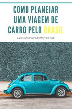 Dicas para planejamento de uma viagem de carro pelo Brasil.  #viagem #brasil #carro #viagemdecarro #viagempelobrasil Nova, Brick Facade, Motorhome, Travel Photography, Road Trip, Comic Books, Instagram, Trips, Wanderlust