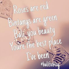 Couldn't agree more! Bali Travel, Travel Usa, Bali Quotes, Airplane Kids, Bali Honeymoon, Bali Holidays, Travel Wallpaper, Travel Logo, Adventure Quotes