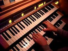 TITANIC for Organ - My Heart Will Go On (transkrypcja i wykonanie A. Pop...