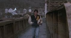 All the Right Moves (1983) -the Main St bridge on the south end of east Conemaugh, Pa