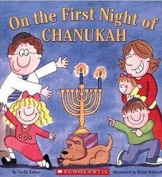 On the First Night of Hanukkah