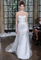 Ines di Santo Wedding Dresses Fall/Winter 2015 | Maria Valentino/MCV Photo | Blog.theknot.com