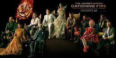 The Capitol Portraits – Catching Fire