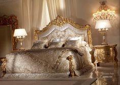 Кровать двуспальная Stephanie, Zanaboni - Мебель МР