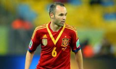Iniesta Tak Pernah Merasa Jadi Pahlawan Spanyol | Ajang Bola