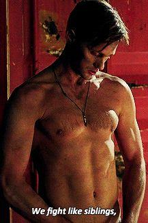 Alexander Skarsgard. True Blood, Eric Northman. Oh My Goodness...Utterly Delicious Sexy Goodness!!!