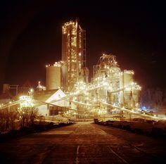 Cement Plant by Daniel Regner, via Flickr