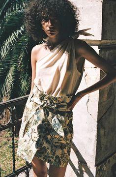 Nanushka Spring/Summer 2018 Ready To Wear | British Vogue