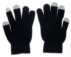 Smart Phone Touch Screen Compatible Winter Magic Gloves for Women for iPhone, iPad, Samsung Note, Samsung Galaxy, Xoom, Kindle Fire, Droid, Blackberry, Etc NYGiftStop Gloves. $1.19
