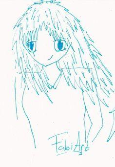 I also self can drawing Manga!
