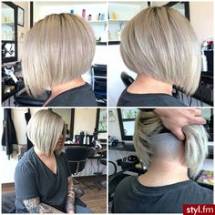 Great Undercut Bob
