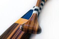 Sanborn Canoe Co Gitchi Gummi Artisan Paddle, Made in USA