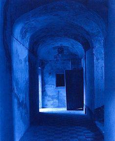 Chefchaouen corridor