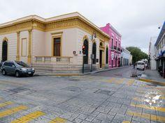El Centro, Mérida. – ROULER SA VIE