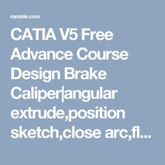 9 Best CATIA V5 Tutorials images in 2017 | 3d cartoon, Animated