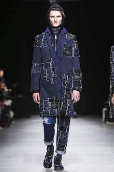 Miharayasuhiro Menswear Fall Winter 2015 Paris