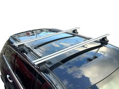 12-14 Jeep Grand Cherokee WITHOUT FACTORY SIDE RAILS Thule Removable Roof Rack #Mopar