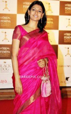 Simple and Elegant Nandita Das in Raw Mango