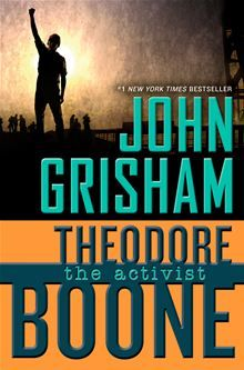 Theodore Boone: The Activist by John Grisham. Theodore Boone is back, and he's facing his most dangerous case yet. Available on May 21, 2013. Pre-order it now on Kobo: http://www.kobobooks.com/ebook/Theodore-Boone-The-Activist/book-YiKU_Rjdq0iYeFnO4sQxdA/page1.html?s=4oMyKYgJvUy4Dtm-6h2EGg=4